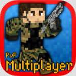 Pixel War: Multiplayer Shooter