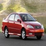Toyota Corolla Oil Change