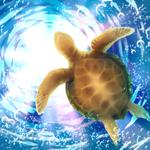 ウミガメ育成ゲーム(癒しのリラクゼーション編)